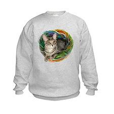 Kitten Yarn Sweatshirt