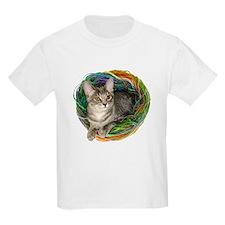 Kitten Yarn T-Shirt