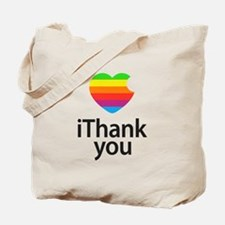 iThank you Tote Bag