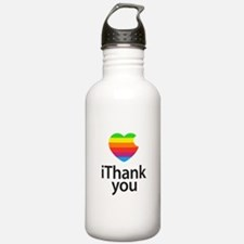 iThank you Water Bottle