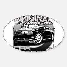 Unique Shelby Decal