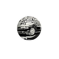 Cute Mustang cobra Mini Button