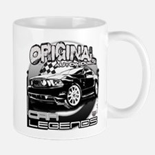 Unique Mustang cobra Mug