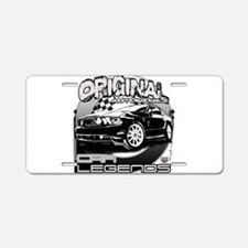 Cool Shelby Aluminum License Plate
