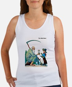 Wild West Passage of Time Women's Tank Top