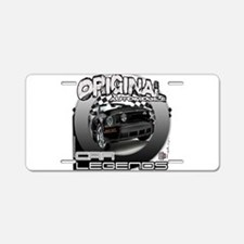 Cute Classic mustang Aluminum License Plate