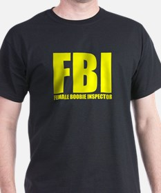 FBI Female Boobie Inspector