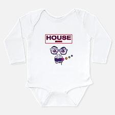 Swedish house mafia Long Sleeve Infant Bodysuit