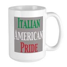 Italian American Pride Mug