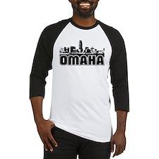 Omaha Skyline Baseball Jersey
