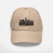 Omaha Skyline Baseball Baseball Cap