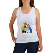 Wild West Justice of the Peace Women's Tank Top