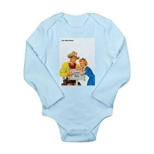 Wild West Justice of the Peace Long Sleeve Infant