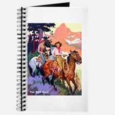 Wild West Mountain Country Ride Journal
