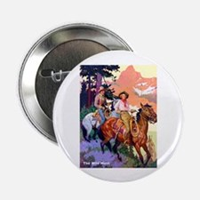"""Wild West Mountain Country Ride 2.25"""" Button (100"""