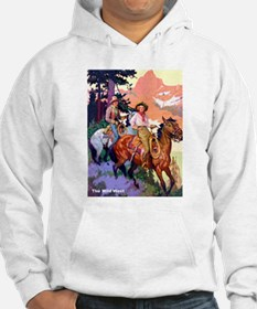 Wild West Mountain Country Ride Hoodie