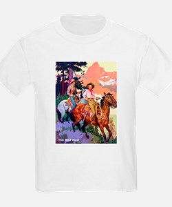 Wild West Mountain Country Ride T-Shirt