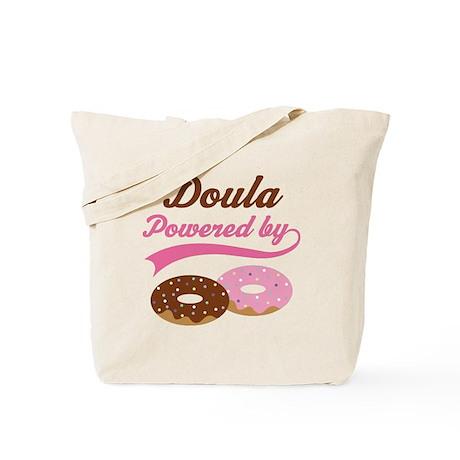 Doula Gift Doughnuts Tote Bag