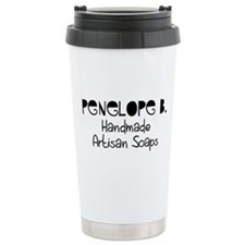 Penelope B. Travel Mug