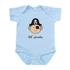Lil Pirate Infant Bodysuit