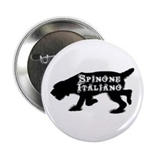 "Spinone 2.25"" Button (100 pack)"
