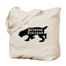 Spinone Tote Bag