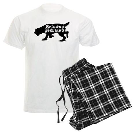 Spinone Men's Light Pajamas