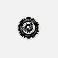 Winchester Bros Ring Patch Mini Button