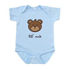 Lil Cub Infant Bodysuit