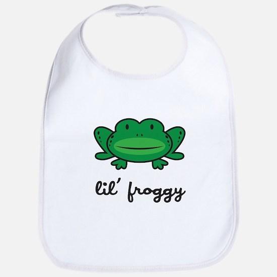 Lil Froggy Bib