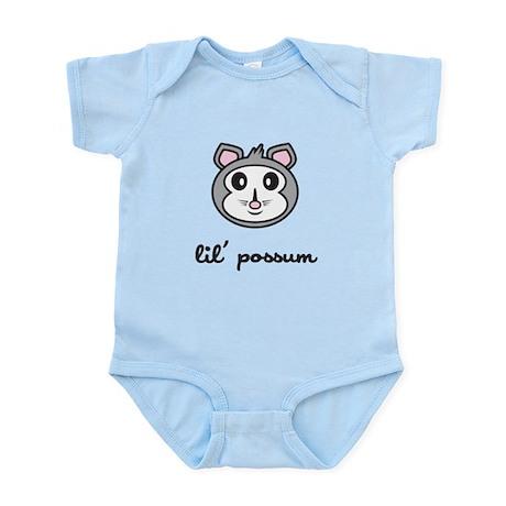 Lil Possum Infant Bodysuit
