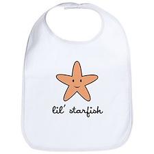 Lil Starfish Bib