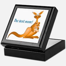 Kangaroo Mum with 1 Keepsake Box