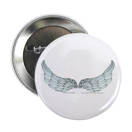 Angel Wings Button