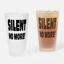 Silent No More: Drinking Glass