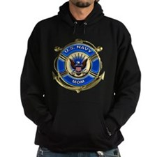 USN Navy Mom Hoody