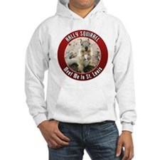 Rally Squirrel - The St Louis Jumper Hoody