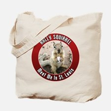 Rally Squirrel - The St Louis Tote Bag