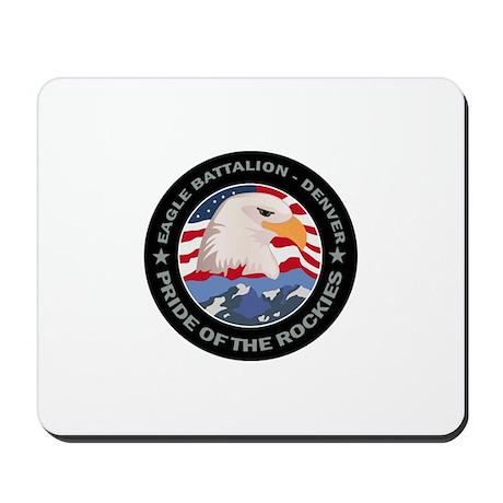 DUI - Denver Recruiting Bn Mousepad
