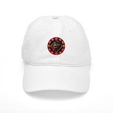 Lizard skull Baseball Cap
