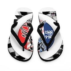2012 Mustang Gift Flip Flops