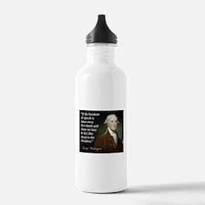 George Washington Freedom of Water Bottle