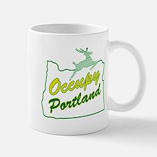 Occupy Portland Mug