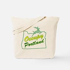 Occupy Portland Tote Bag