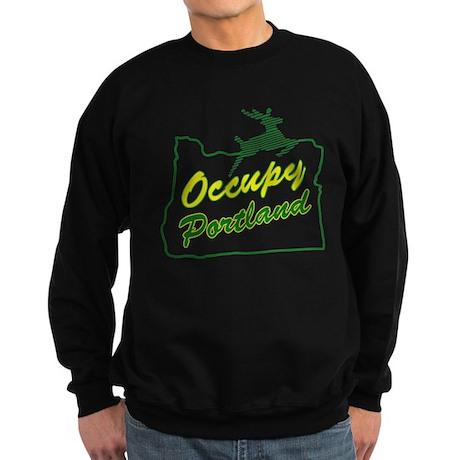 Occupy Portland Sweatshirt (dark)