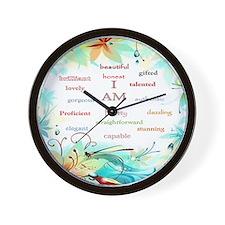 I am....... Wall Clock