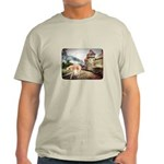 Castle Greyhound Light T-Shirt