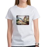 Castle Greyhound Women's T-Shirt
