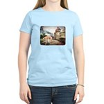 Castle Greyhound Women's Light T-Shirt
