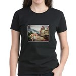 Castle Greyhound Women's Dark T-Shirt